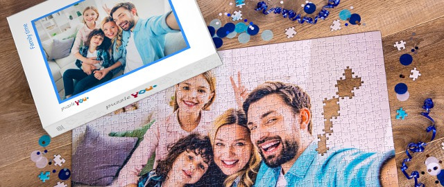 Order individual photo gifts online
