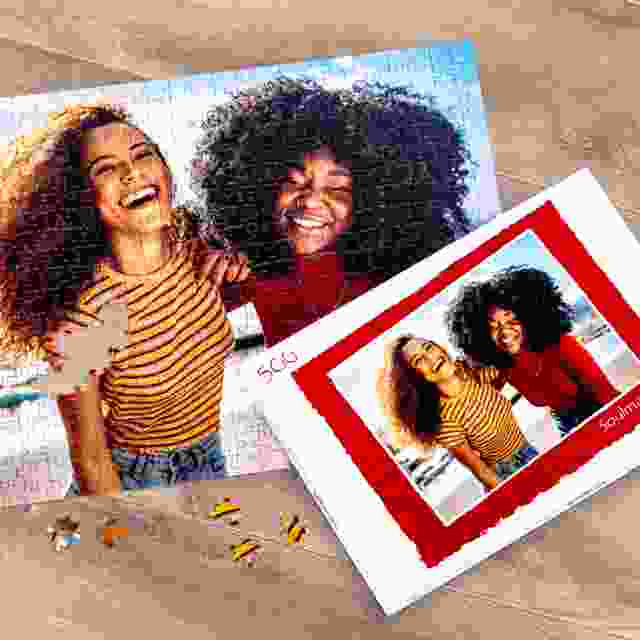 Individual photo gifts for your friends
