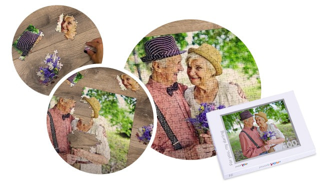Puzzle Tips: Have patience with your photo puzzle
