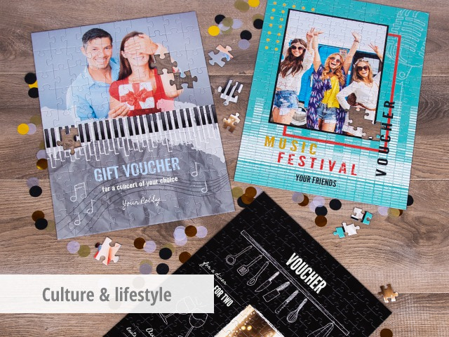 Voucher culture & lifestyle