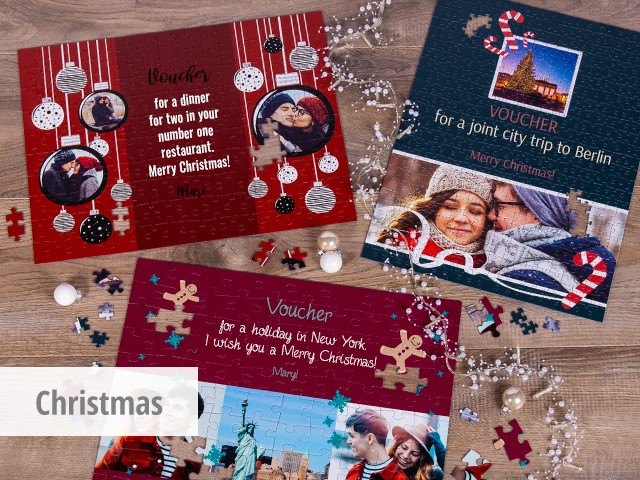 gift voucher for christmas