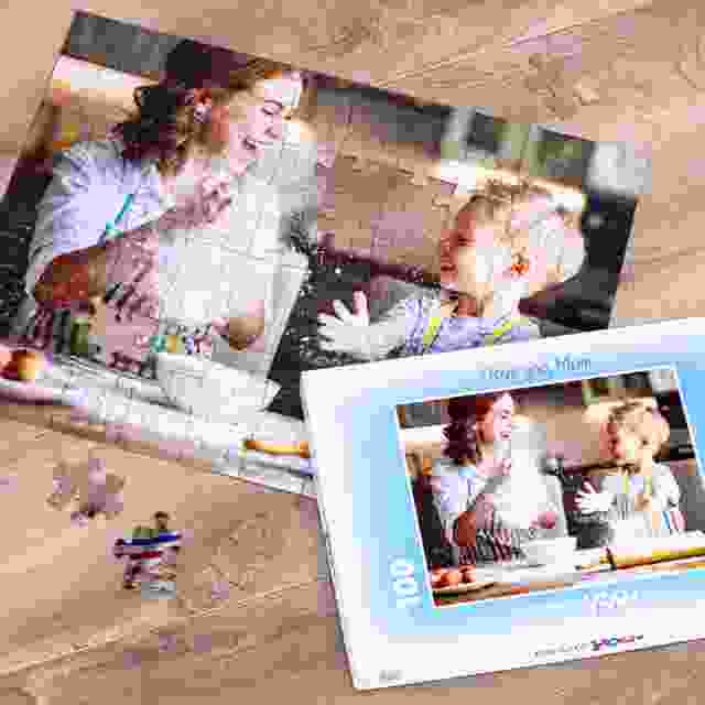 Individual photo gifts for your family