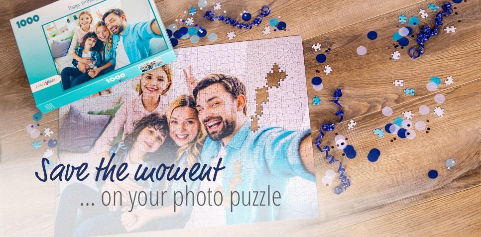 make picture puzzle