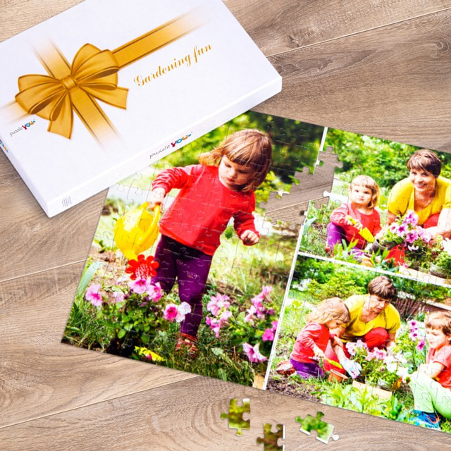 Individual photo gifts for birthday