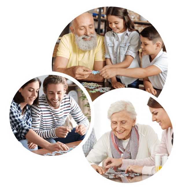 Personal gifts for grandparents