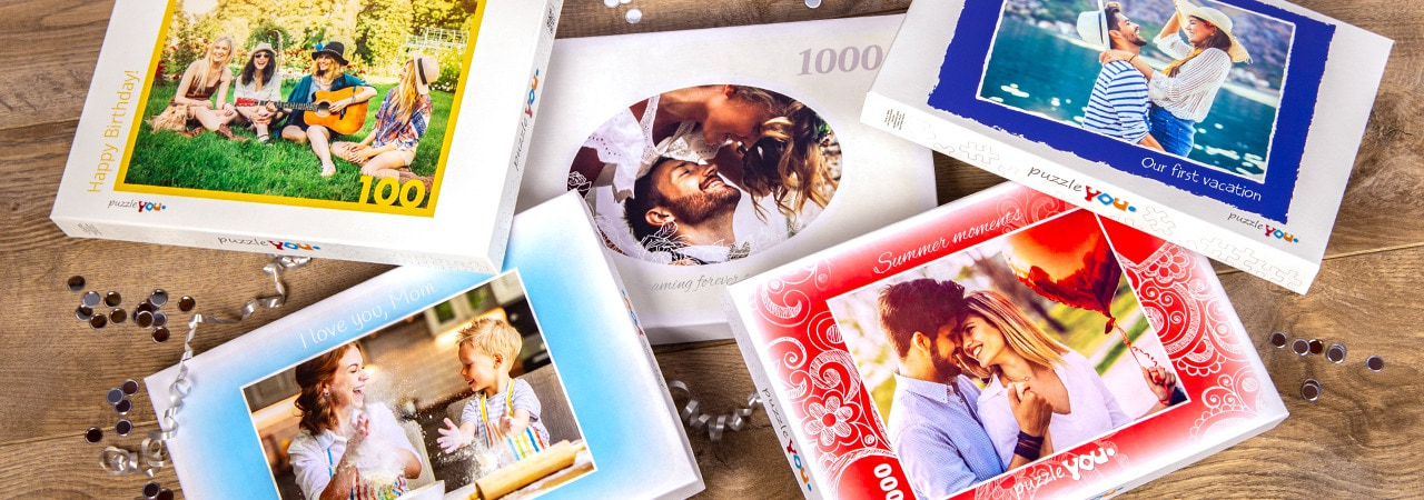 The box to your photo puzzle