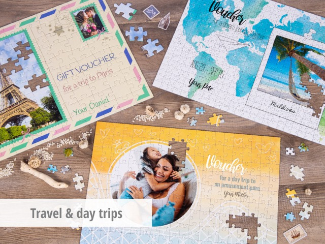 gift voucher travel and day trips