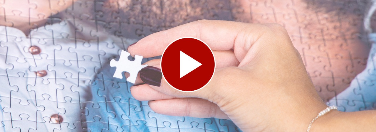 Video: How to create your personal photo puzzle