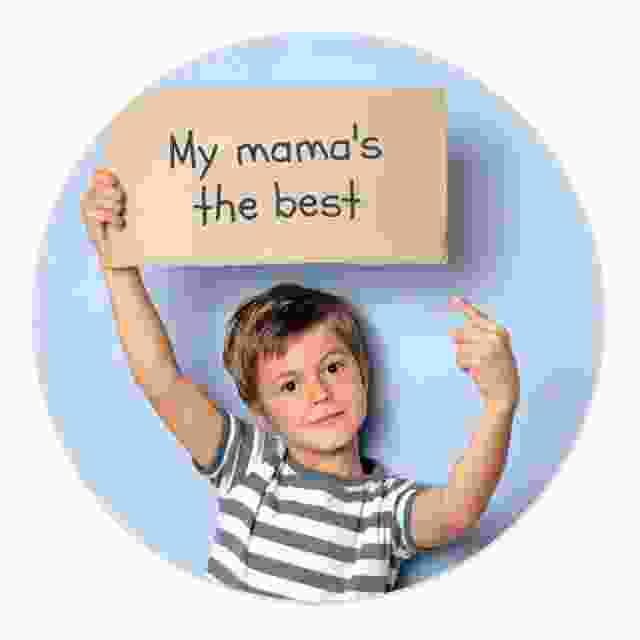 ideas for mothers day pictures - mama's best