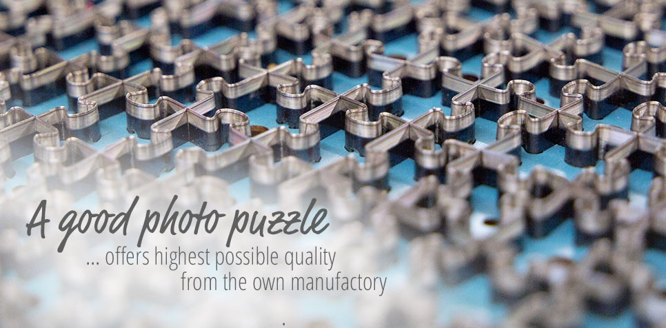Photo puzzle quality