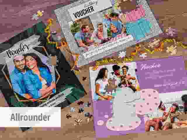vouchers allrounder